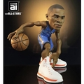 "Russell Westbrook (Oklahoma City Thunder) IconAI 11"" NBA smALL-STARS"
