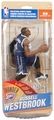 Russell Westbrook (Oklahoma City Thunder) NBA 29 McFarlane Collector Level Silver CHASE #/1000