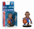 Russell Westbrook (Oklahoma City Thunder) Collectormates  MINDstyle NBA Minis Series 1