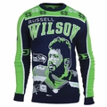 Russell Wilson #3 (Seattle Seahawks) NFL Player Ugly Sweater