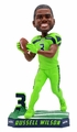 Russell Wilson (Seattle Seahawks) 2017 NFL Color Rush Bobblehead