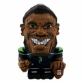 "Russell Wilson (Seattle Seahawks) 4.5"" Player 2017 NFL EEKEEZ Figurine"
