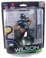 Russell Wilson (Seattle Seahawks) NFL 33 McFarlane Collector Level Premier CHASE #/100