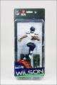 Russell Wilson (Seattle Seahawks) NFL 35 McFarlane Collector Level Gold CHASE #/500