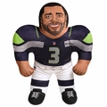 "Russell Wilson (Seattle Seahawks) 24"" NFL Plush Studds by Forever Collectibles"