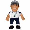 "Russell Wilson (Seattle Seahawks) Super Bowl XLVIII Champs (w/Hat) 10"" Player Plush Bleacher Creatures"