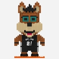 San Antonio Spurs NBA 3D Mascot BRXLZ Puzzle By Forever Collectibles
