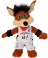 "San Antonio Spurs NBA 8"" Plush Team Mascot"