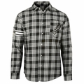 San Antonio Spurs NBA Wordmark Flannel Long Sleeve Shirt