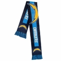 San Diego Chargers 2016 NFL Big Logo Scarf By Forever Collectibles