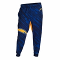 San Diego Chargers NFL Polyester Mens Jogger Pant by Klew