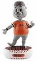 San Francisco Giants Mascot 2018 MLB Baller Series Bobblehead by Forever Collectibles