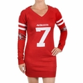 Colin Kaepernick #7 (San Francisco 49ers) Player NFL Sweater Dress