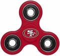 San Francisco 49ers NFL Team Spinner