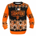 San Francisco Giants 2014 World Series Champions MLB Ugly Sweater