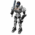 "San Francisco Giants MLB Poseable 10"" Team Robot"