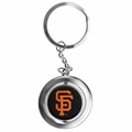 San Francisco Giants MLB Spinner Keychain