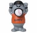 San Francisco Giants MLB Squeeze Popper Mascot
