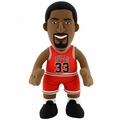 "Scottie Pippen (Chicago Bulls) 10"" NBA Player Plush Bleacher Creatures"