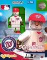 Screech Mascot (Washington Nationals) MLB OYO Sportstoys Minifigures G4LE