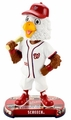 Screech (Washington Nationals) Mascot 2017 MLB Headline Bobble Head by Forever Collectibles