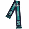 Seattle Mariners MLB Big Logo Scarf By Forever Collectibles