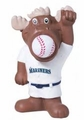 Seattle Mariners MLB Squeeze Popper Mascot