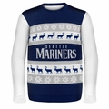 Seattle Mariners MLB Ugly Sweater Wordmark