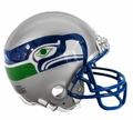 Seattle Seahawks (1983-2001) Riddell NFL Throwback Mini Helmet