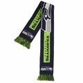 Seattle Seahawks NFL Big Logo Scarf By Forever Collectibles