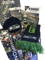 Seattle Seahawks Champions Man Cave Package