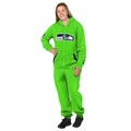 Seattle Seahawks (Green) Adult One-Piece NFL Klew Suit
