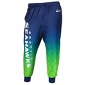 Seattle Seahawks NFL Polyester Gradient Men's Jogger Pant by Klew