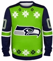 Seattle Seahawks NFL Ugly Sweater Almost Right