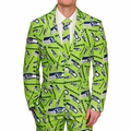 Seattle Seahawks NFL Repeat Logo Ugly Business Suit by Forever Collectibles