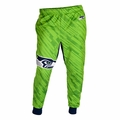 Seattle Seahawks NFL Polyester Mens Jogger Pant by Klew