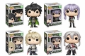 Seraph of the End Complete Set (4) Funko Pop!