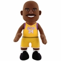 "Shaquille O'Neal (Los Angeles Lakers) 10"" Player Plush NBA Bleacher Creatures"