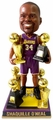 Shaquille O'Neal (Los Angeles Lakers) 3X Champ/3X Finals MVP Trophy NBA Legends Bobble Head Exclusive #/500 Forever