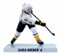 "Shea Weber All Star Game Exclusive (Nashville Predators) 2015-16 NHL 6"" Figure Imports Dragon Wave 3"