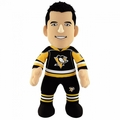 "Sidney Crosby (Pittsburgh Penguins) (Black and Gold Jersey) 10"" NHL Player Plush Bleacher Creatures"