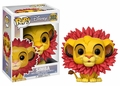 Simba With Leaf Mane (The Lion King) Funko Pop!