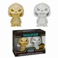 Skeletor (Gold/Silver) LIMITED to 1500 Pieces (Hikari XS: Masters of the Universe)  Funko Vinyl Figure