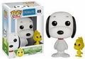 Snoopy and Woodstock (Peanuts) Funko Pop!