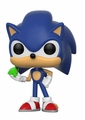 Sonic with Emerald (Sonic the Hedgehog) Funko Pop!
