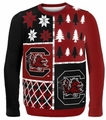 South Carolina Ugly College Sweater BusyBlock