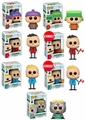 South Park Complete Set (7) w/ CHASES Funko Pop!