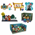 South Park Construction Set Complete Set (6) McFarlane Construction Set
