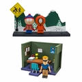 South Park Small Set Complete Set (2) McFarlane Construction Set