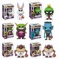 Space Jam Complete Set w/CHASE (6) Funko Pop!